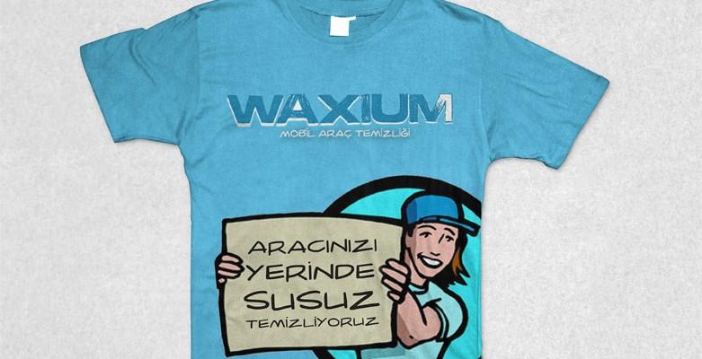 waxiumtshirt